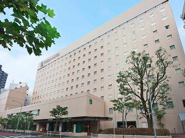 【浜松町】チサンホテル浜松町 外観