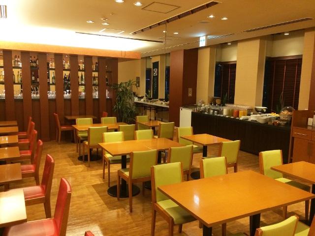 チサンホテル浜松町 レストラン「ravenna」