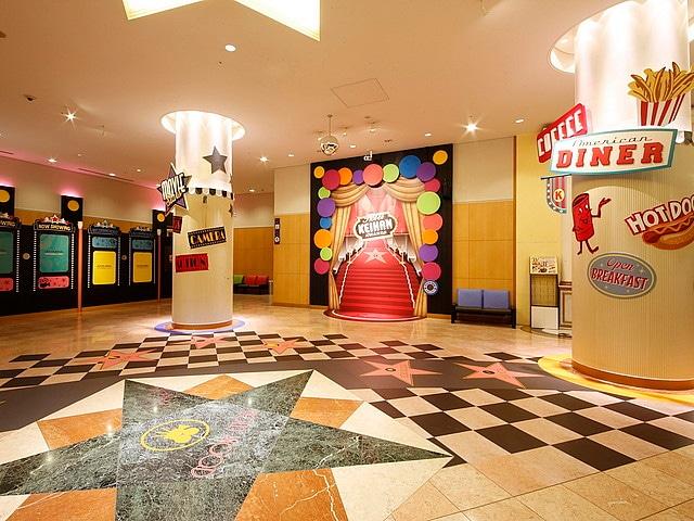 ホテル京阪ユニバーサル・シティ フォトスポットシティ