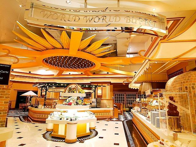 ホテル京阪ユニバーサル・シティ レストラン