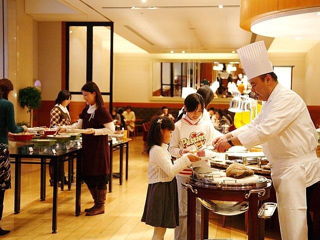 ホテル京阪ユニバーサル・タワー レストラン