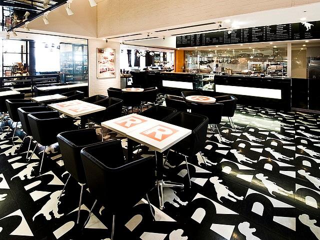 ホテルユニバーサルポート REX CAFE