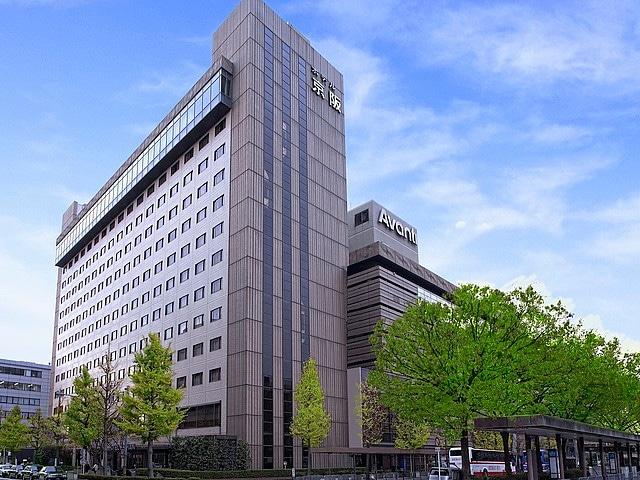 ホテル京阪京都グランデ 外観