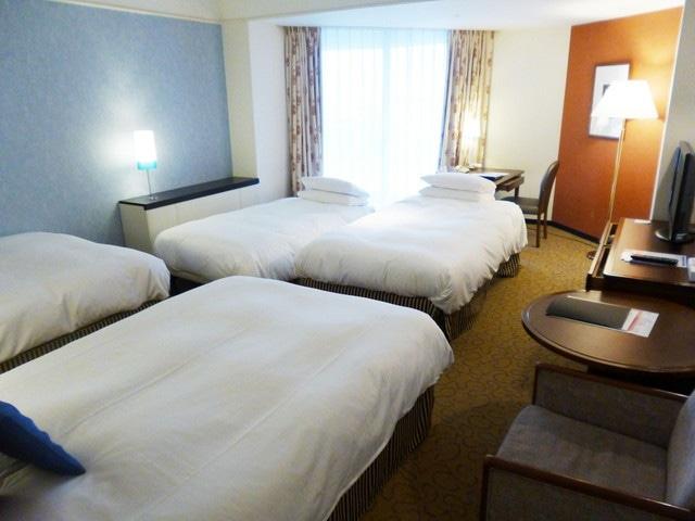 神戸ポートピアホテル 南館サウスリゾートフォース 38.5㎡