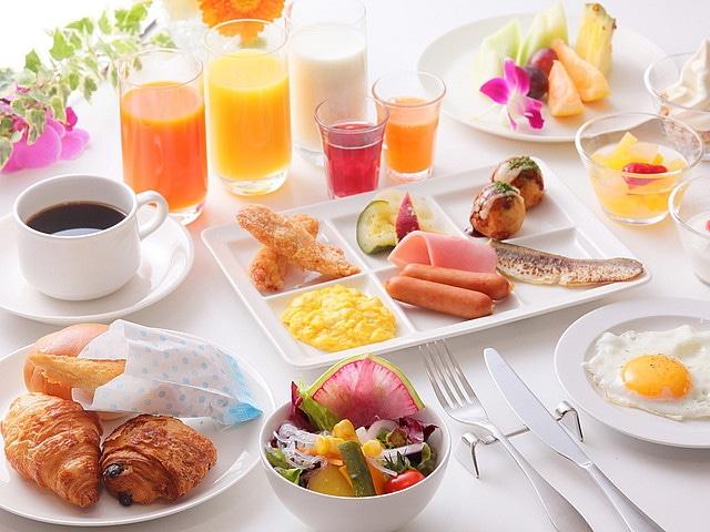 大阪東急REIホテル 朝食ブッフェイメージ