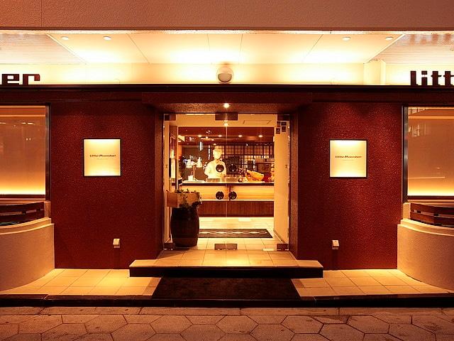 大阪東急REIホテル レストランエントランス