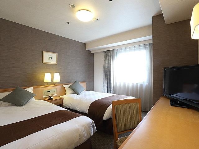 大阪東急REIホテル ツイン 16.2㎡~(一例)