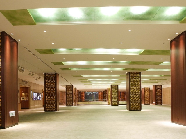 リーガロイヤルホテル ロビー