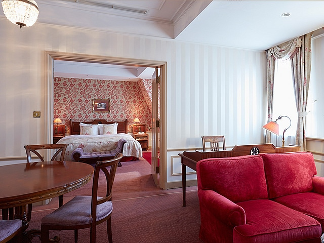 ホテルヨーロッパ プレミアムスイート ダブル