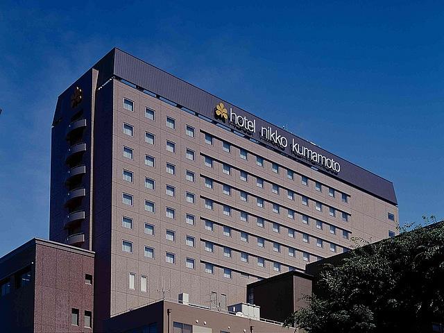 ホテル日航熊本 外観