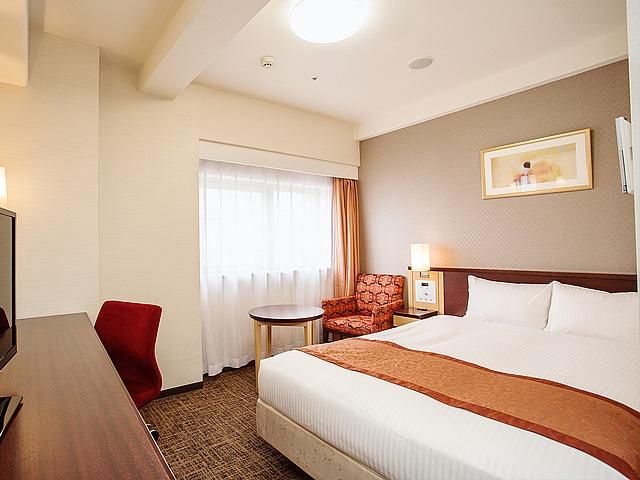 ホテル法華クラブ福岡 本館シングルルーム 14㎡