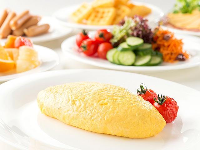 【舞浜】ヒルトン東京ベイ 朝食イメージ