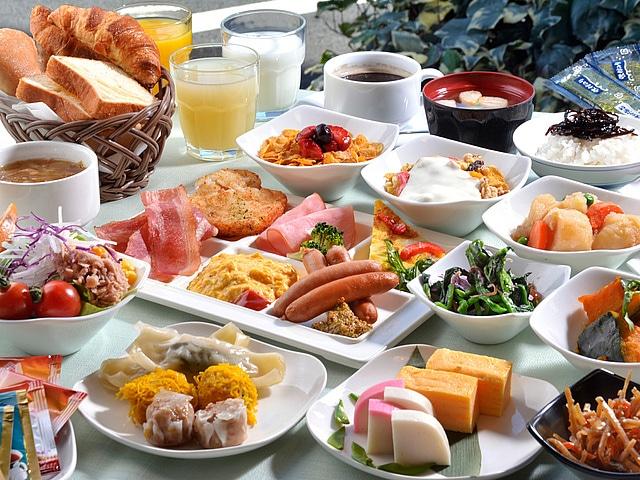 【新宿】プレミアホテル-CABIN-新宿 朝食イメージ