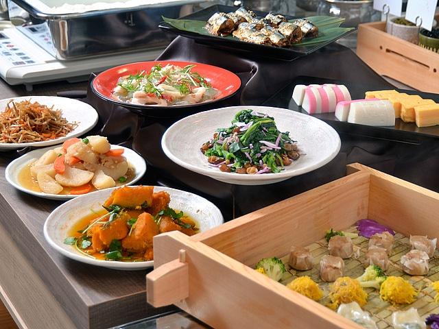 【新宿】プレミアホテル-CABIN-新宿 朝食イメージ 和総菜