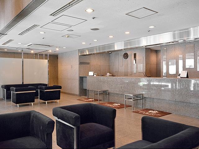 【新宿】プレミアホテル-CABIN-新宿 ロビー