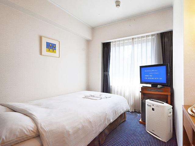【新宿】プレミアホテル-CABIN-新宿 セミダブル