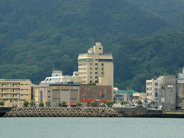 奄美サンプラザホテル 外観