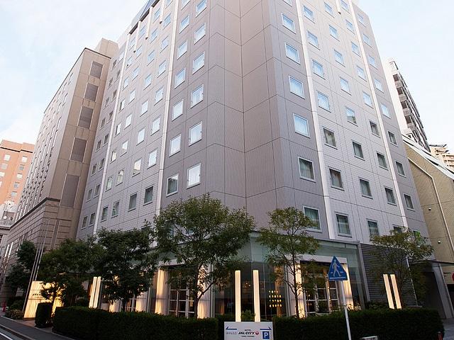 ホテルJALシティ関内横浜 外観