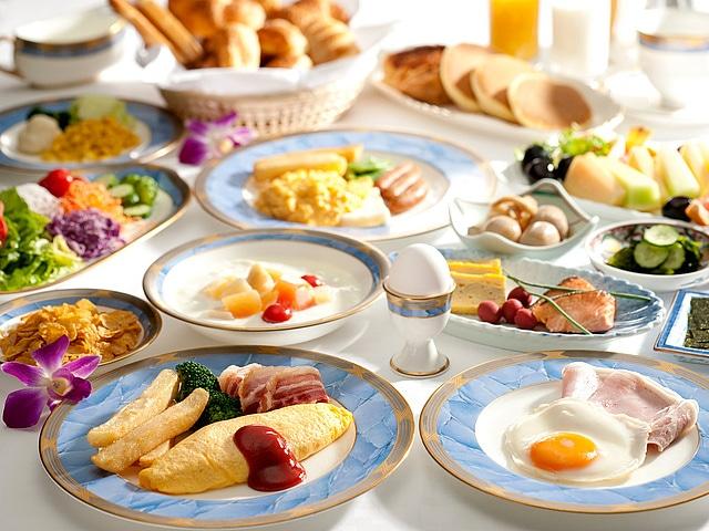 ホテルイースト21東京 朝食イメージ
