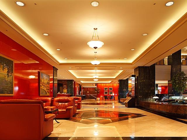 ホテルイースト21東京 メインロビー