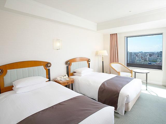 ホテルイースト21東京 スタンダードツインルーム