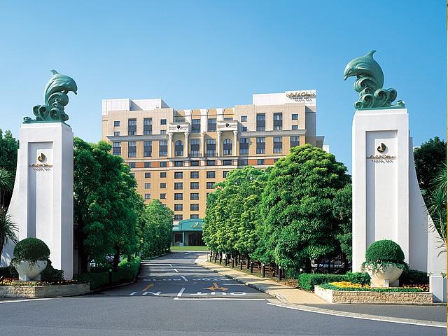 【舞浜】ホテルオークラ東京ベイ 外観