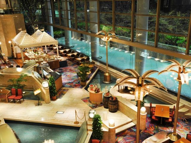 【幕張】ホテルスプリングス幕張 バイキングレストラン「カーメル」