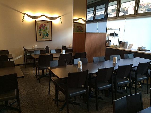【蒲田】ホテルビスタ蒲田東京 レストラン