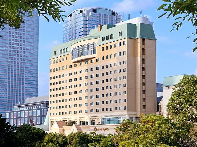 【幕張】ホテルフランクス 外観
