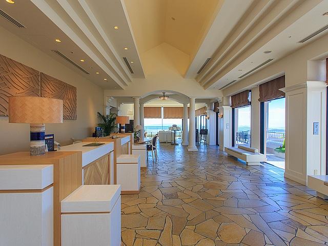 弓張の丘ホテル ロビー