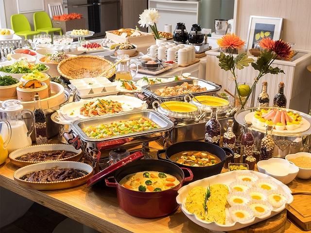 ホテルエリアワン帯広 朝食イメージ