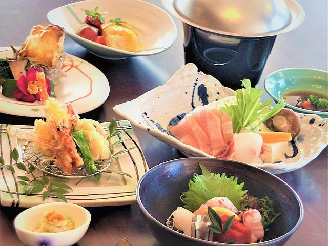 五島コンカナ王国 食事イメージ