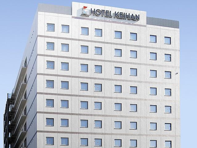 ホテル京阪浅草 外観