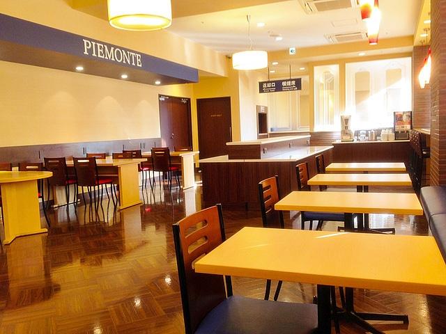 ホテル京阪浅草 レストラン「ピエモンテ」