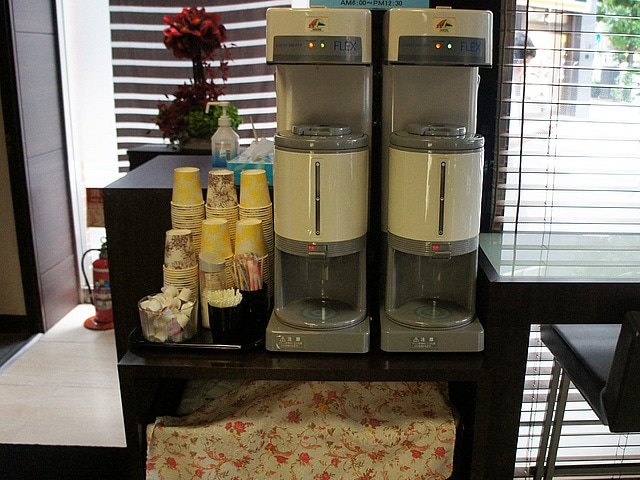 【堀留】ホテル堀留ヴィラ モーニングコーヒー(無料サービス)