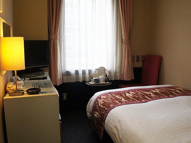 【堀留】ホテル堀留ヴィラ セミダブル