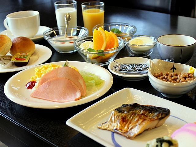 ホテルメイプルイン幕張 朝食イメージ