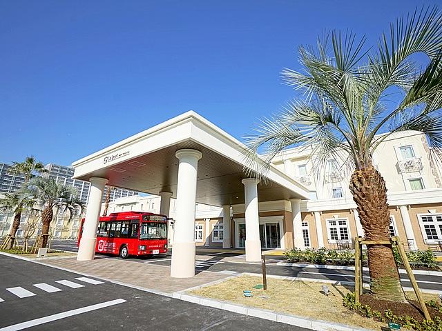 【新浦安】ラ・ジェント・ホテル東京ベイ 外観