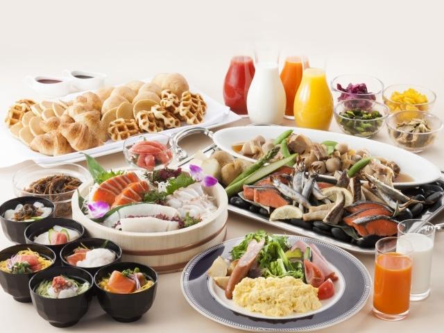 ホテルノルド小樽 朝食イメージ