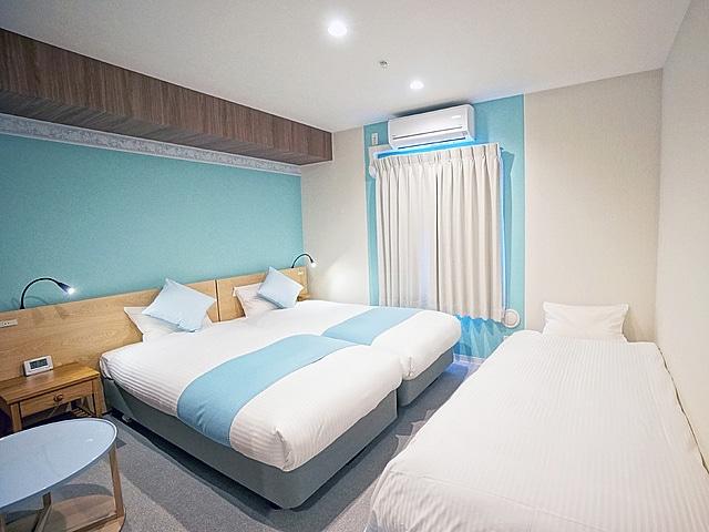 【新浦安】ラ・ジェント・ホテル東京ベイ スタンダードトリプル(3名)