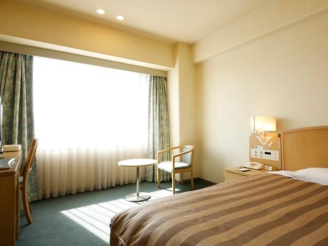 徳島グランヴィリオホテル シングルルーム 17.4㎡~