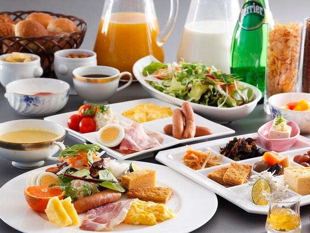 徳島グランヴィリオホテル 朝食