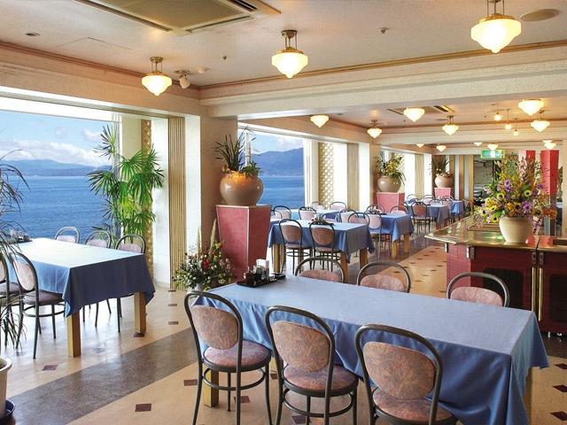 指宿温泉 指宿海上ホテル レストラン