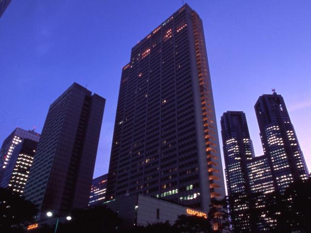 【新宿】京王プラザホテル 外観