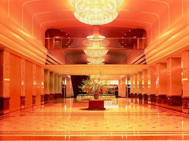 【新宿】京王プラザホテル ロビー