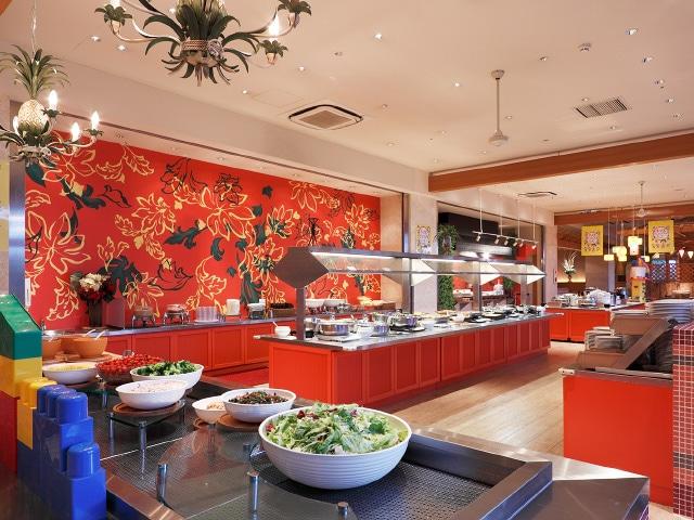 【新浦安】三井ガーデンホテルプラナ東京ベイ レストラン