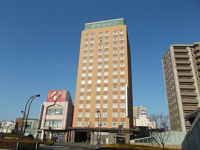 ホテルルートイン弘前駅前 外観