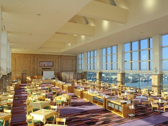 釧路プリンスホテル 17階レストラン