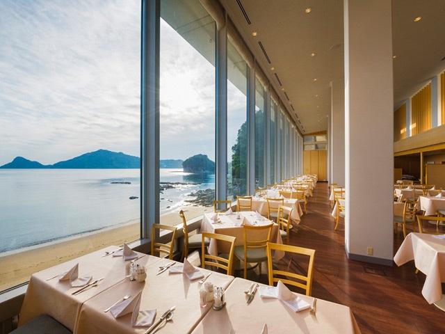 日南海岸南郷プリンスホテル レストラン