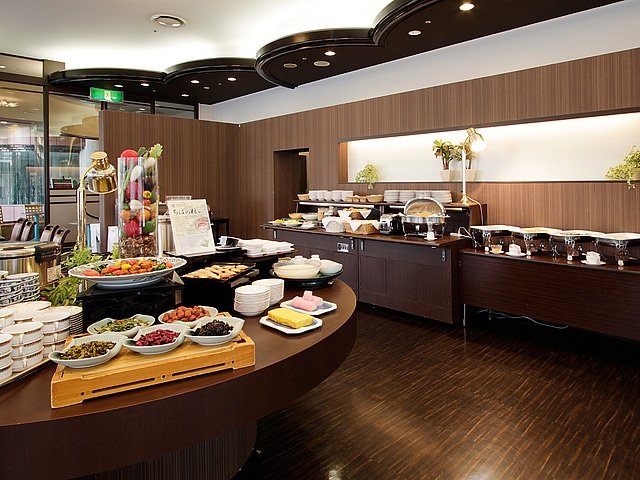 【千葉】三井ガーデンホテル千葉 レストラン パスチオーナ